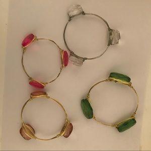 B&B LIKE Bracelets set
